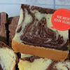 Resep Marmer Cake Jadul Ala Pak Sahak Memang Anti Gagal. Sekali Bikin Langsung Sukses