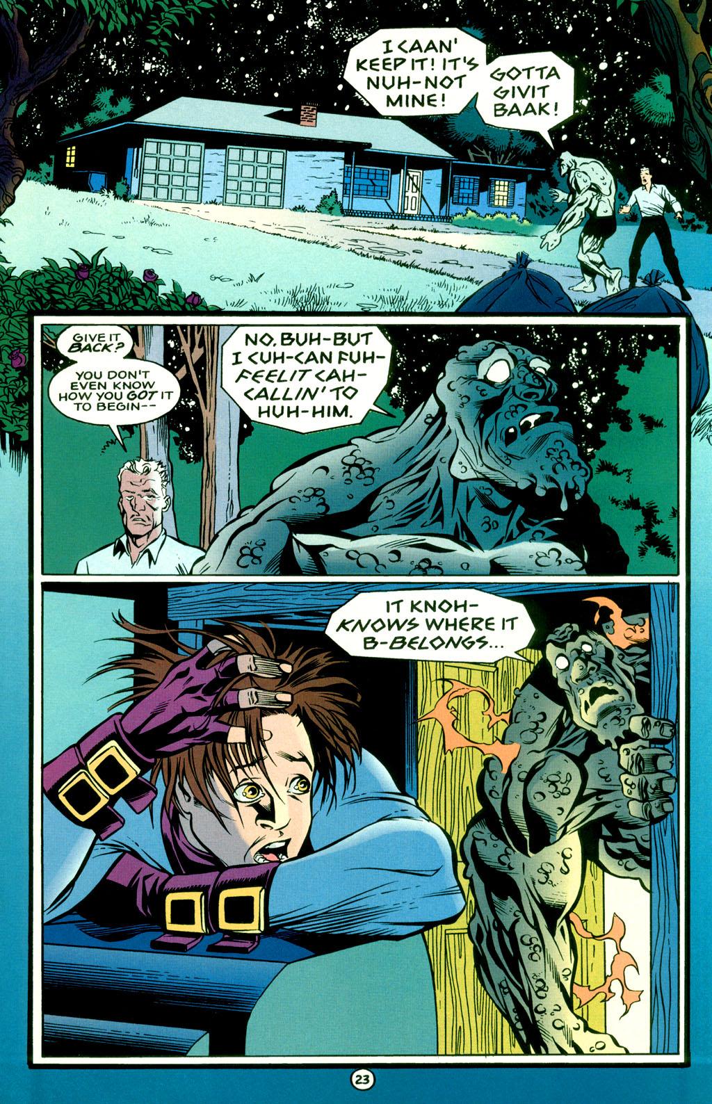 Read online Impulse Plus comic -  Issue # Full - 22