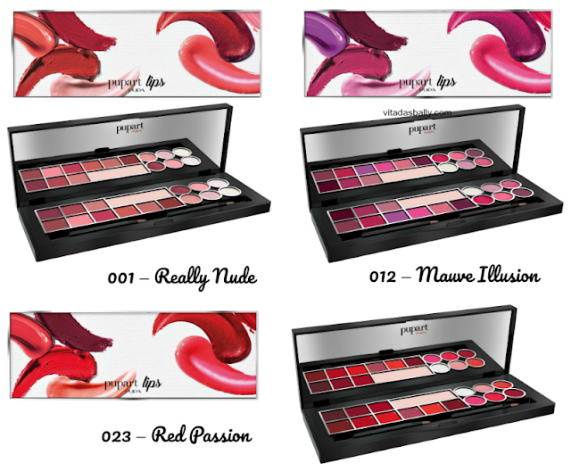 nuove palette Pupa