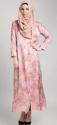 Dress Muslim Wanita untuk Kerja