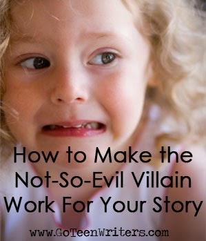 How to Make the Not-So-Evil Villain Work for Your Story