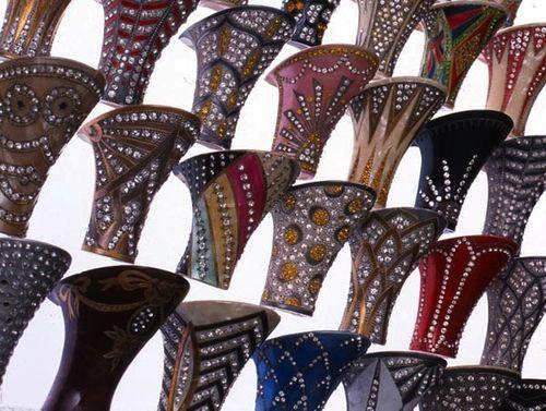 105e800781f4 Experiments in Elegance  1920s Rhinestone Shoe Heels