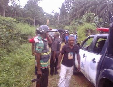 Village Chief Beheaded benin