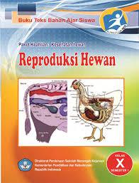 Buku Paket Mapel Reproduksi Hewan SMK Kelas 10 Semester 1