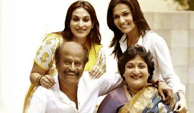 Super Star Family Photo