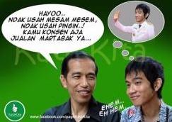 BIKIN NGAKAK! Meme Politik Seputar Kandidat Bakal Calon Gubernur DKI Bertebaran di Medsos