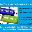 Do You Have Delinquent Student Loans ?