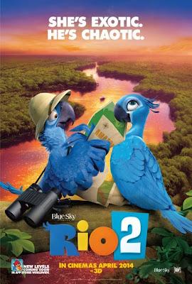 Río 2 Canaciones - Río 2 Música - Río 2 Soundtrack - Río 2 Banda sonora