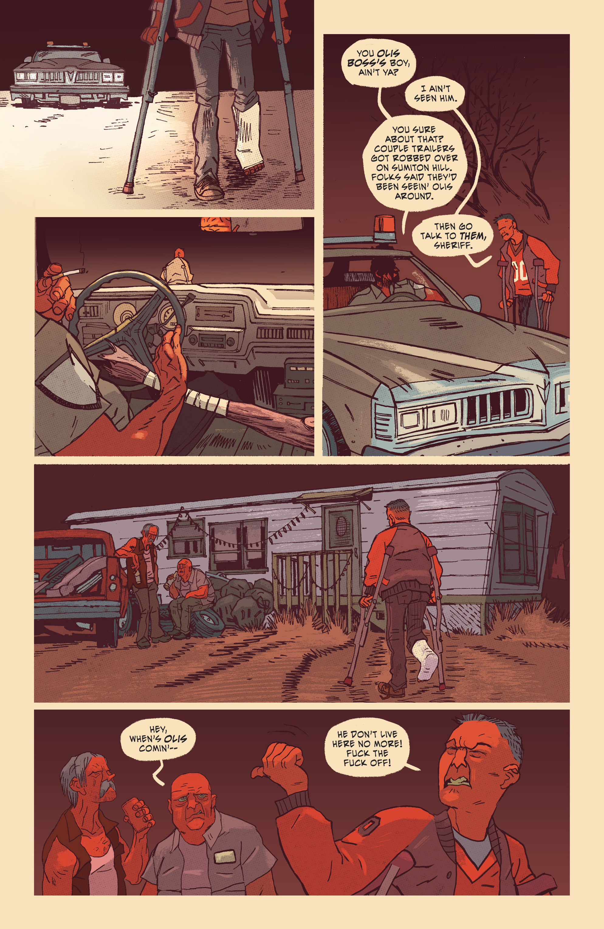 Read online Southern Bastards comic -  Issue #7 - 5