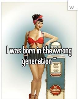 1950s pinup girl