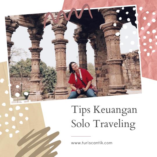 tips keuangan solo traveling