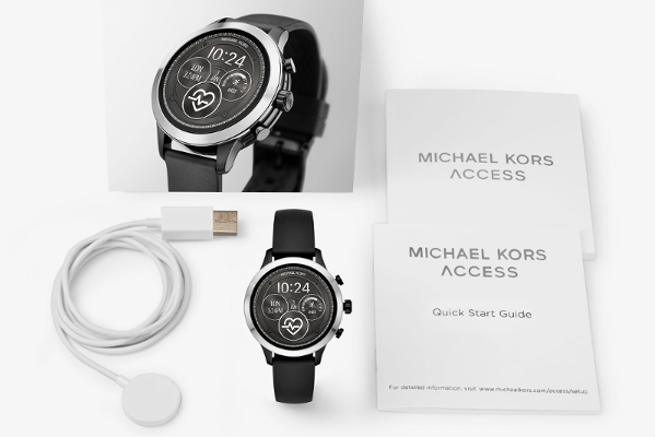 Michael Kors Access Runway smartwatch launched with Wear OS, Snapdragon Wear 2100 SoC and Heart-rate tracking
