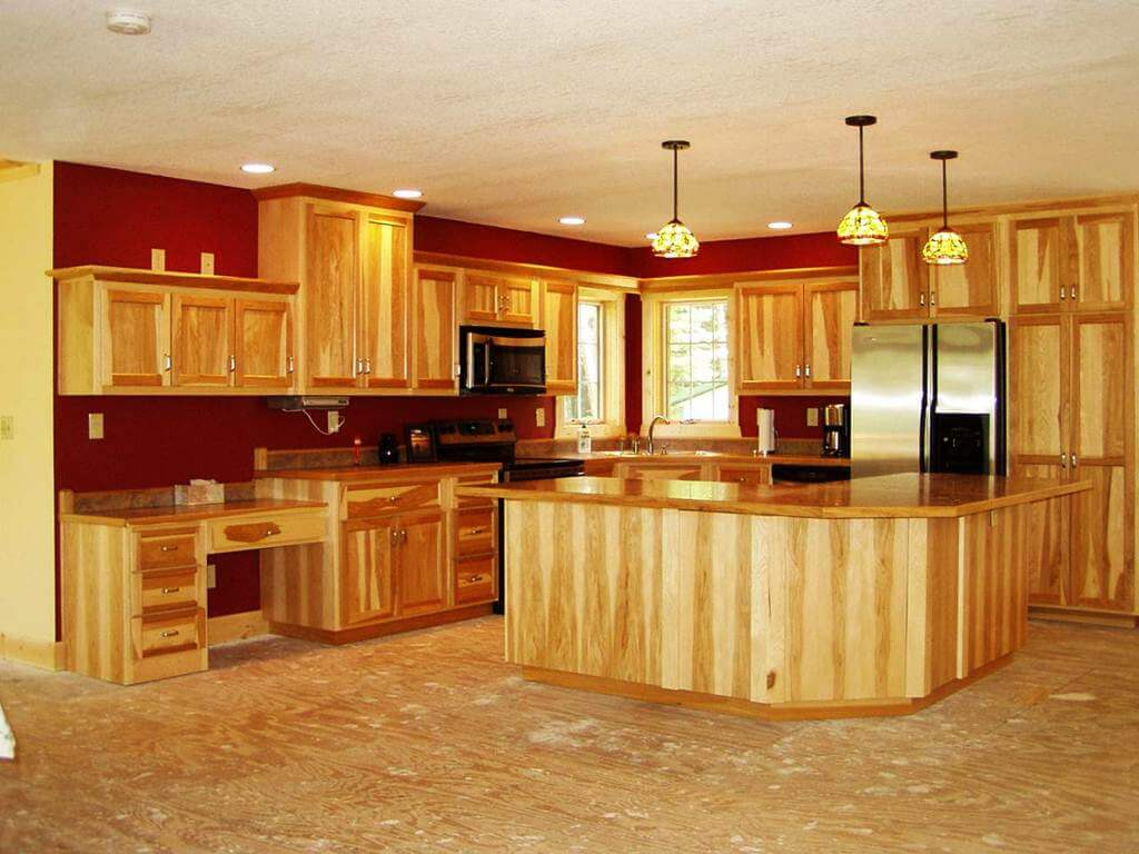 Unfinished Cabinets Ideas