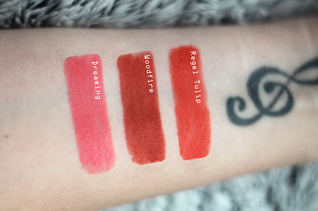 lipstick swatches beauty blog uk