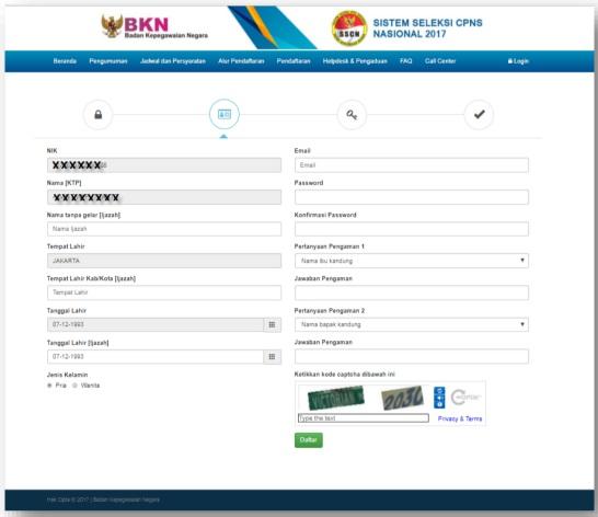 Inilah Tata Cara Pendaftaran Online CPNS Periode II Tahun  Inilah Tata Cara Pendaftaran Online CPNS Periode II Tahun 2018 [Wajib Baca]