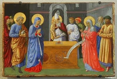 La Chandeleur commémore la présentation de Jésus au Temple