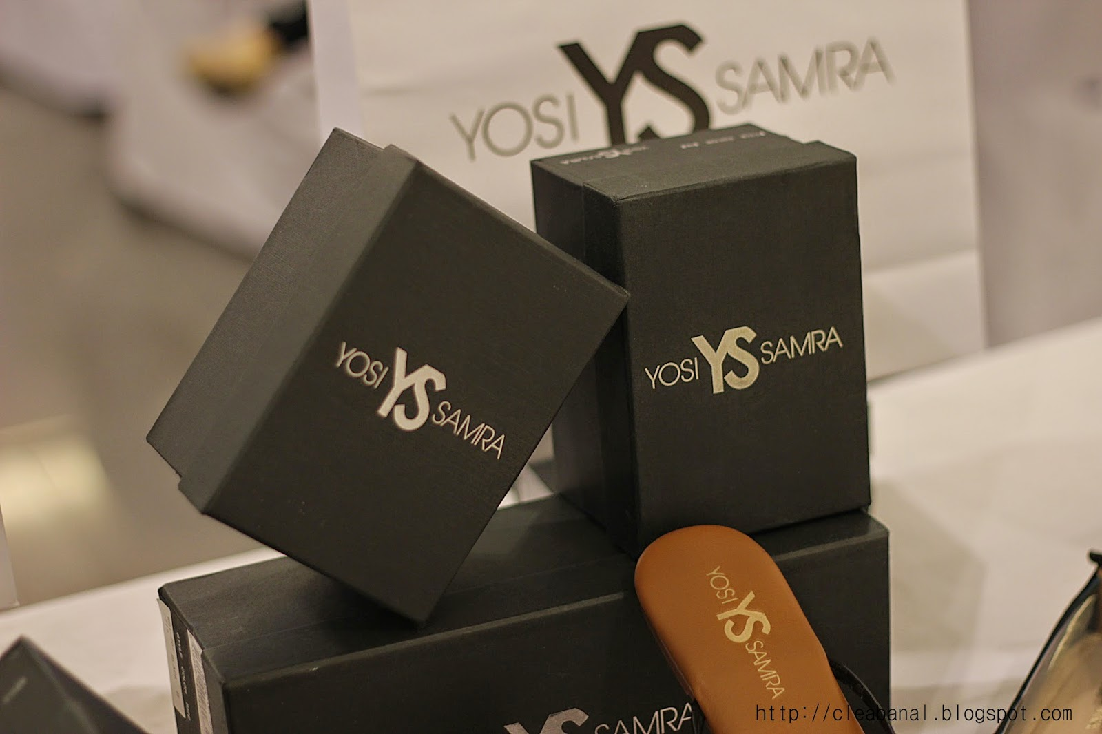 Yosi Samra 2014 Holiday Collection