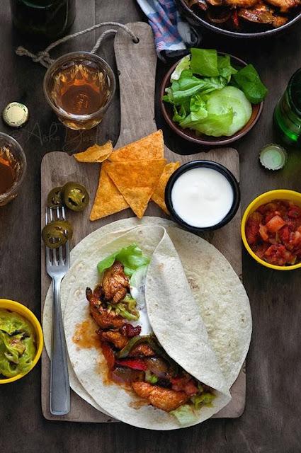 receita festa mexicana