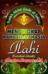 Download Kitab, Terjemah Kitab, Futuhul Gaib, Syeikh, Abdul Qadir, Qadir Zaelani, Pdf