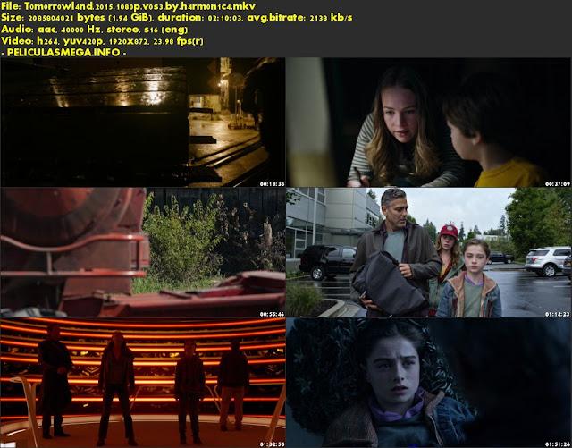 Descargar Tomorrowland Subtitulado por MEGA.
