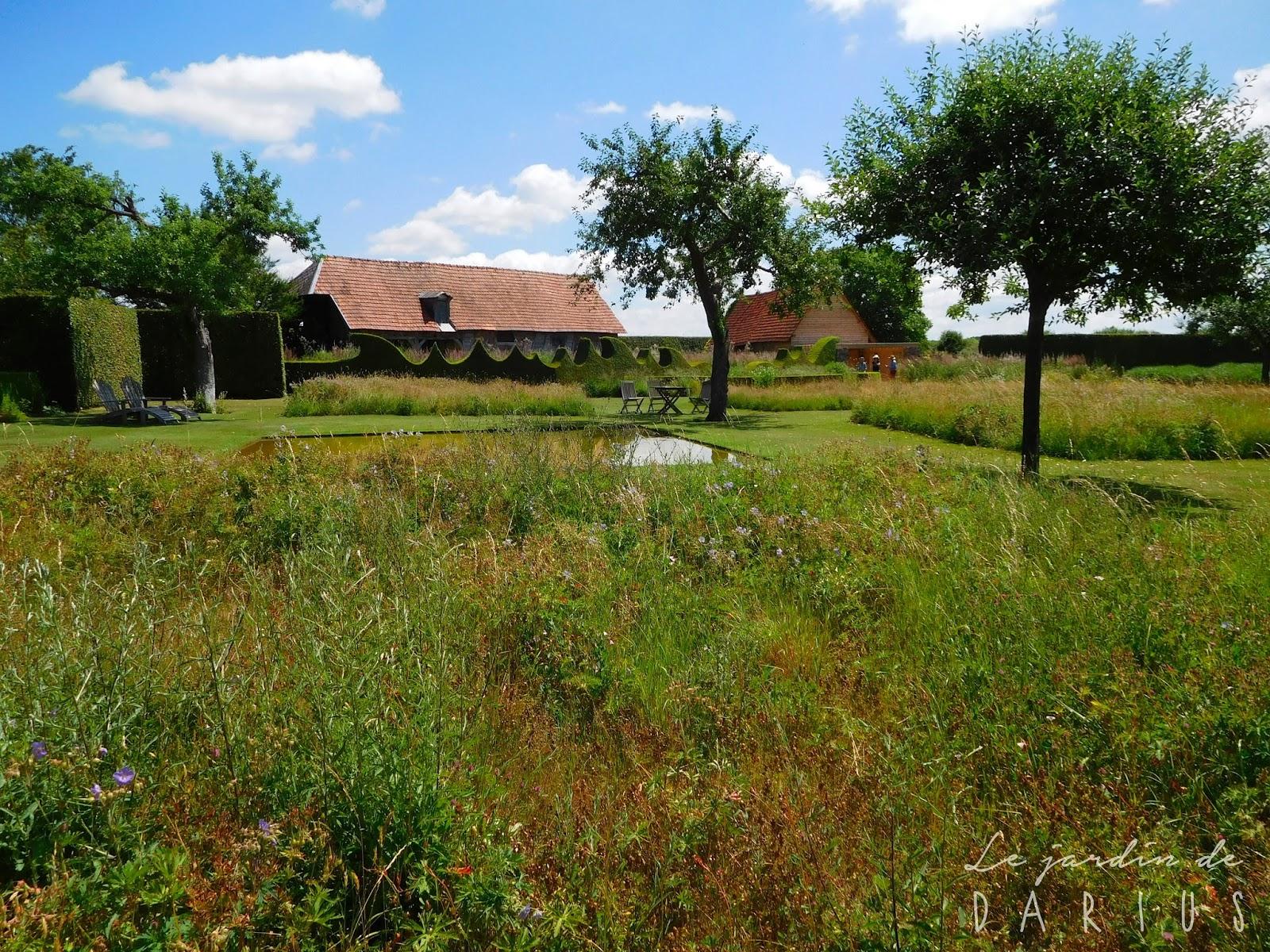 Le jardin de darius le jardin plume for Le jardin en juin
