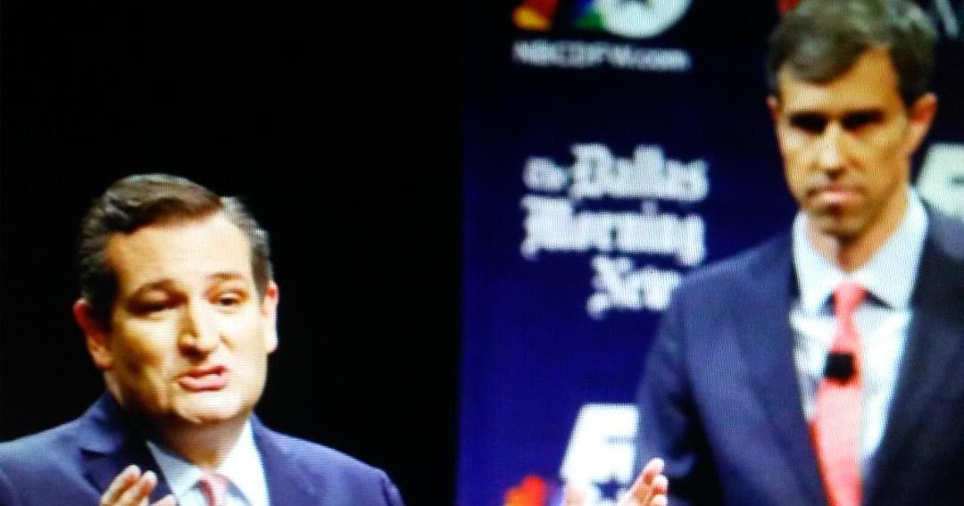 Live: YouTube Down As Cruz Schools O'Rourke In Fierce Final Debate