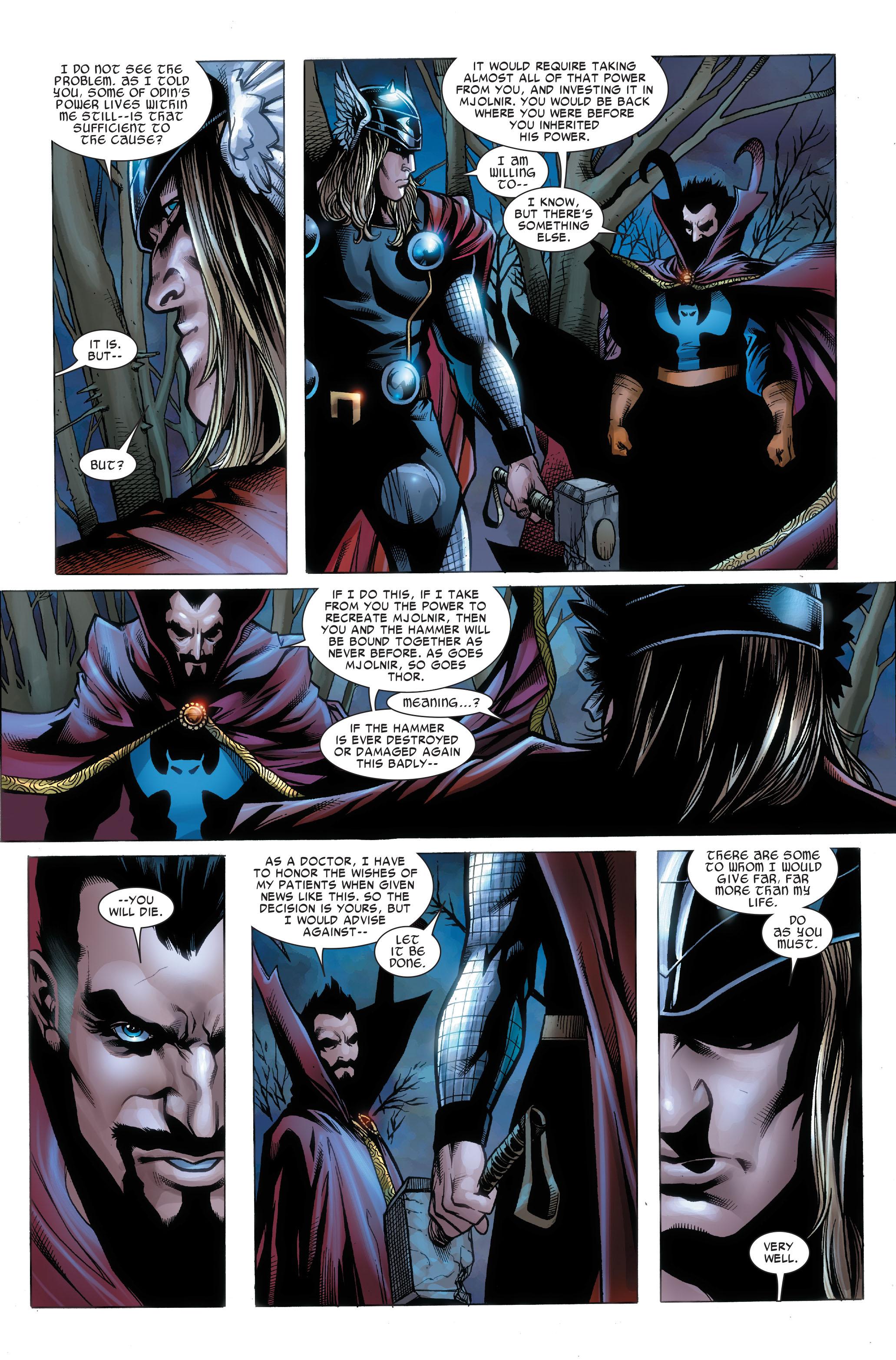 Thor (2007) Issue #602 #15 - English 10