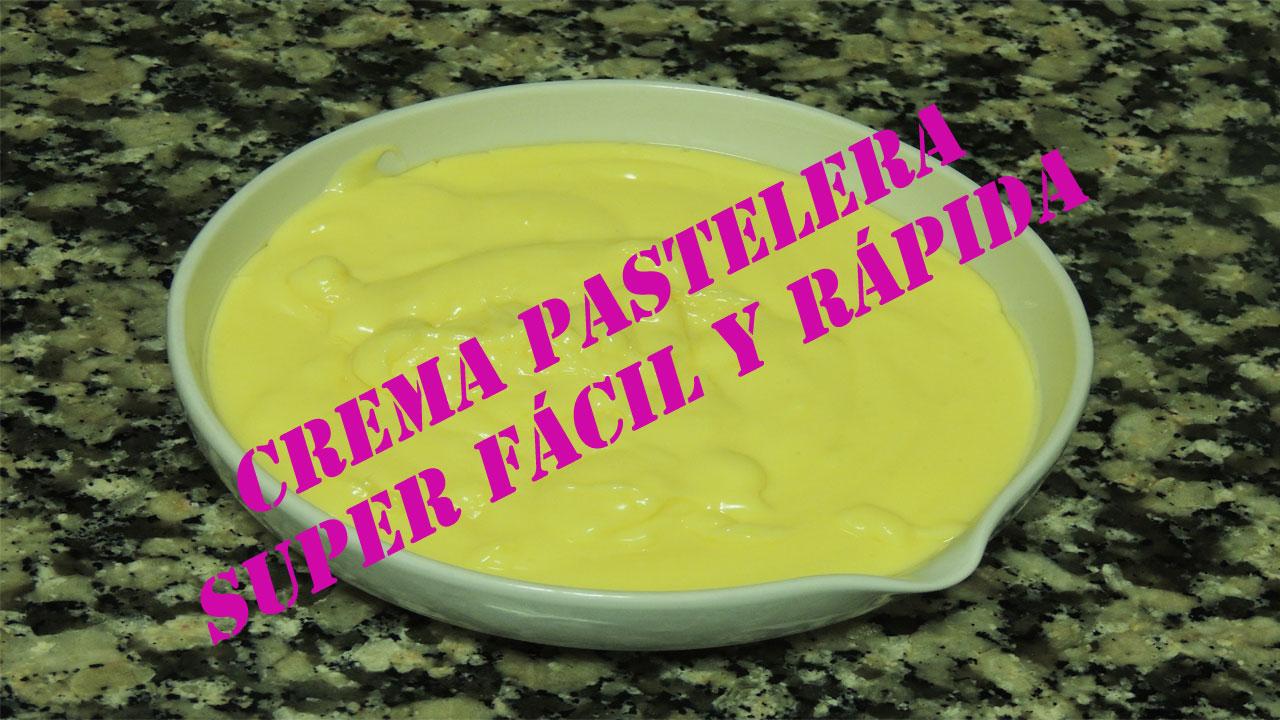 Variedad En Tu Cocina Recetas De Todo Tipo Y Con Monsieur Cuisine Plus Crema Pastelera En El Microondas