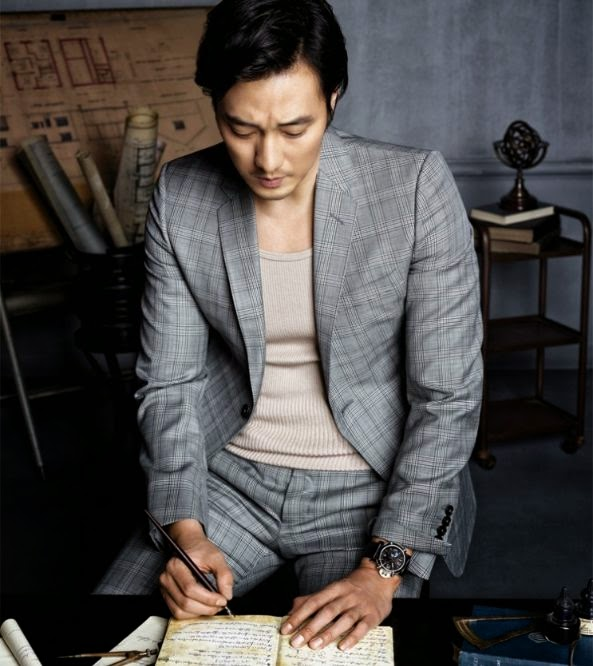 So Ji Sub Esquire pictorial enjoy korea hui sado