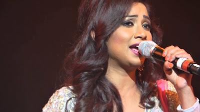 shreya ghoshal bollywood singer wallpaper