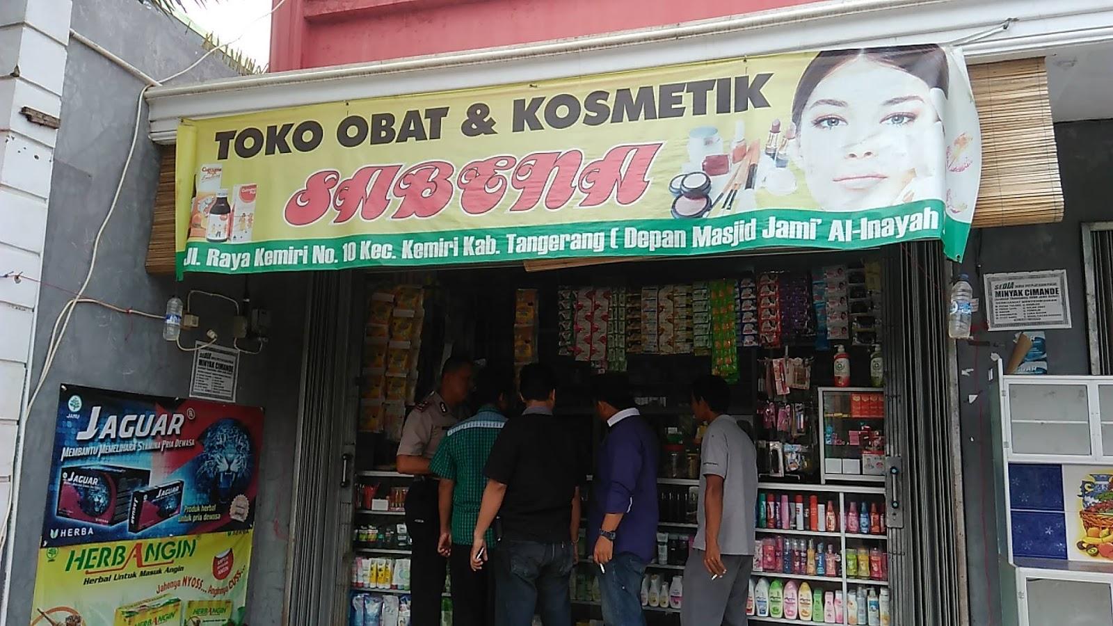 Toko Kosmetik Nada Pasar Tebet - Jual Peralatan Kosmetik ...