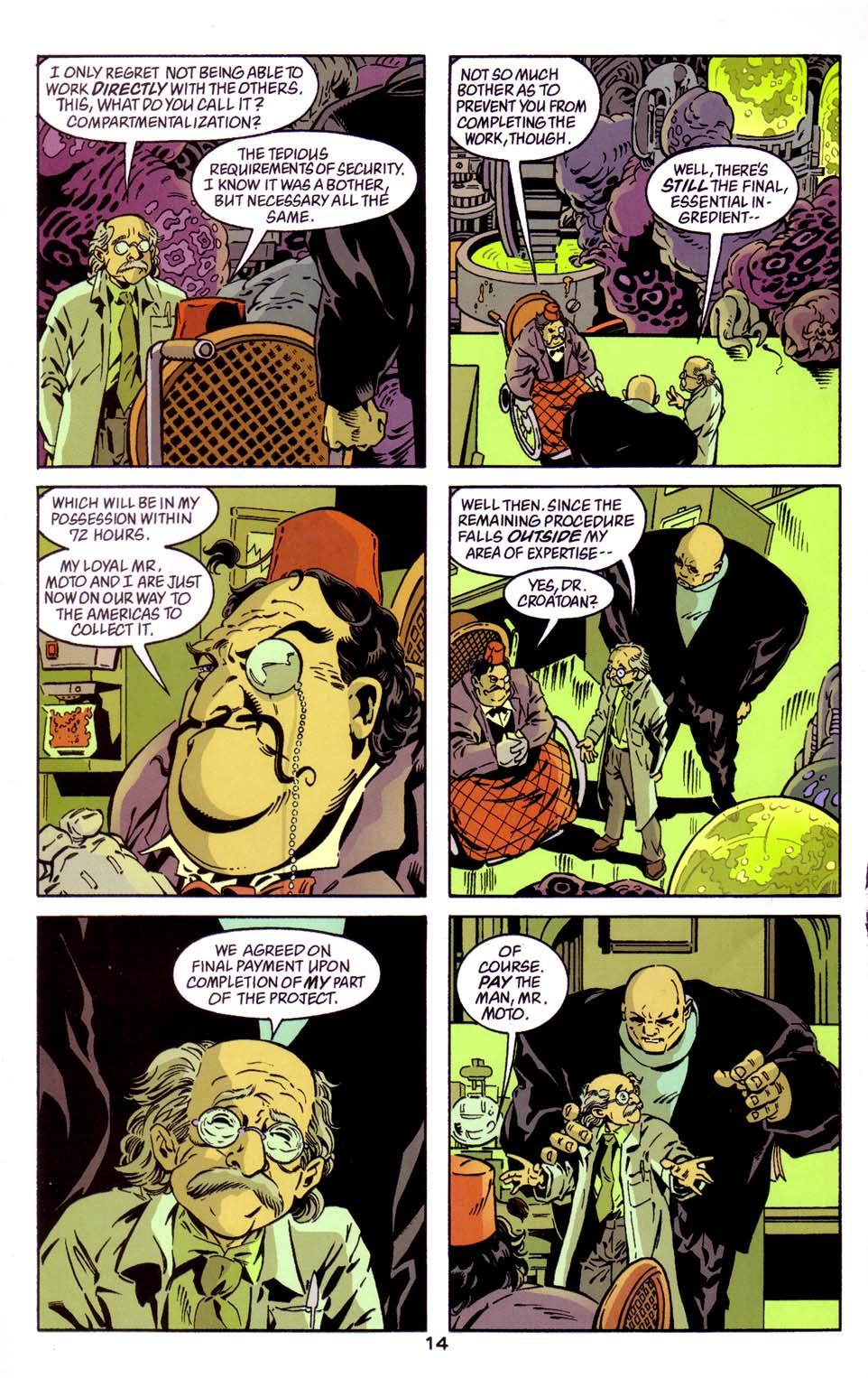 Read online Merv Pumpkinhead, Agent of D.R.E.A.M. comic -  Issue # Full - 15