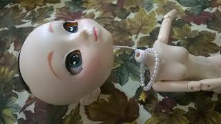 boneca Pullip com pescoço quebrado