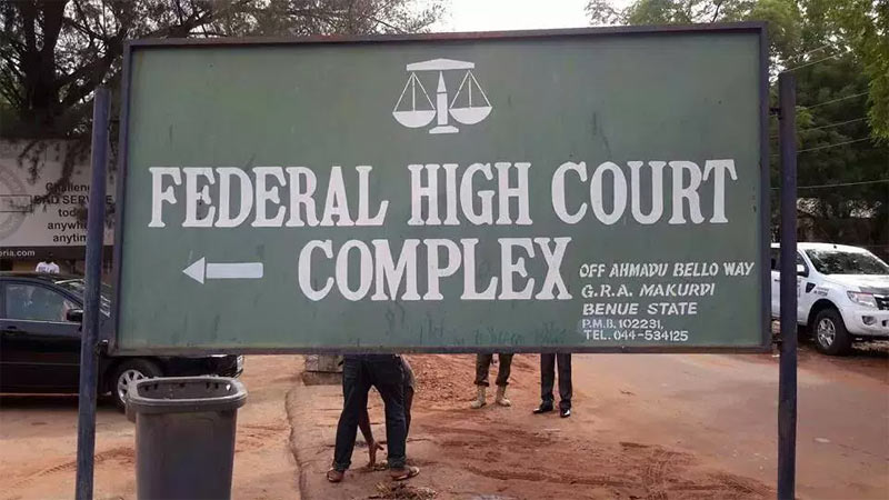 Gunmen storm courtroom during sitting, rob judge, others N280k and valuables