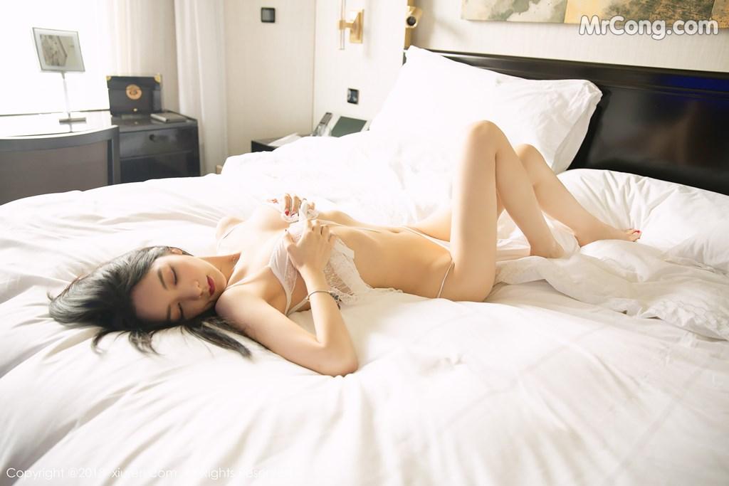 Image XIUREN-No.1194-Xiao-Reba-Angela-MrCong.com-007 in post XIUREN No.1194: Người mẫu Xiao Reba (Angela小热巴) (42 ảnh)