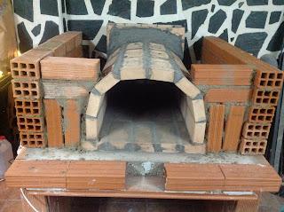 Construccion de horno de le a 2013 04 28 - Como hacer una cocina de lena ...