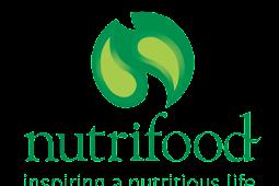 Lowongan Kerja Terbaru PT Nutrifood Indonesia Jakarta - MM2100 Cikarang