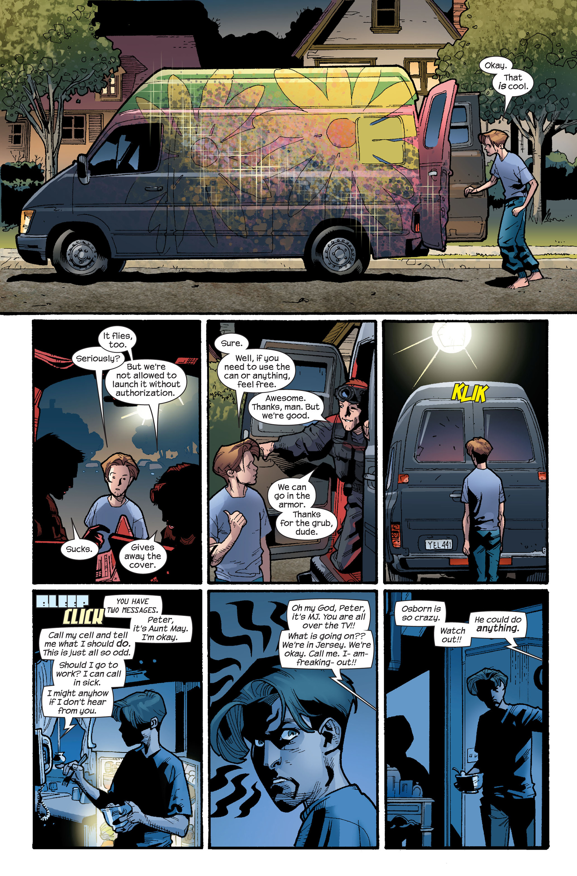 Read online Ultimate Spider-Man (2000) comic -  Issue #116 - 13