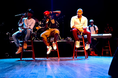 15 Banky W, Wizkid, Skales Kick Off EME US Tour (Photos)