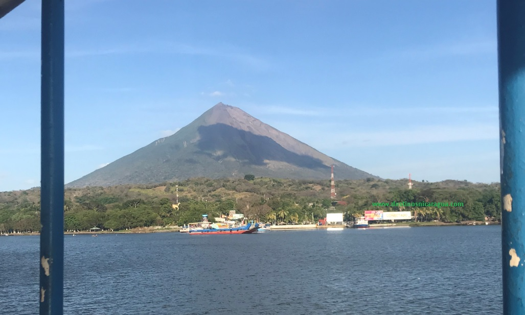 Puerto Moyogalpa Ometepe