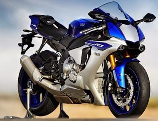 Motor anyar meneh, Yamaha YZF R1S