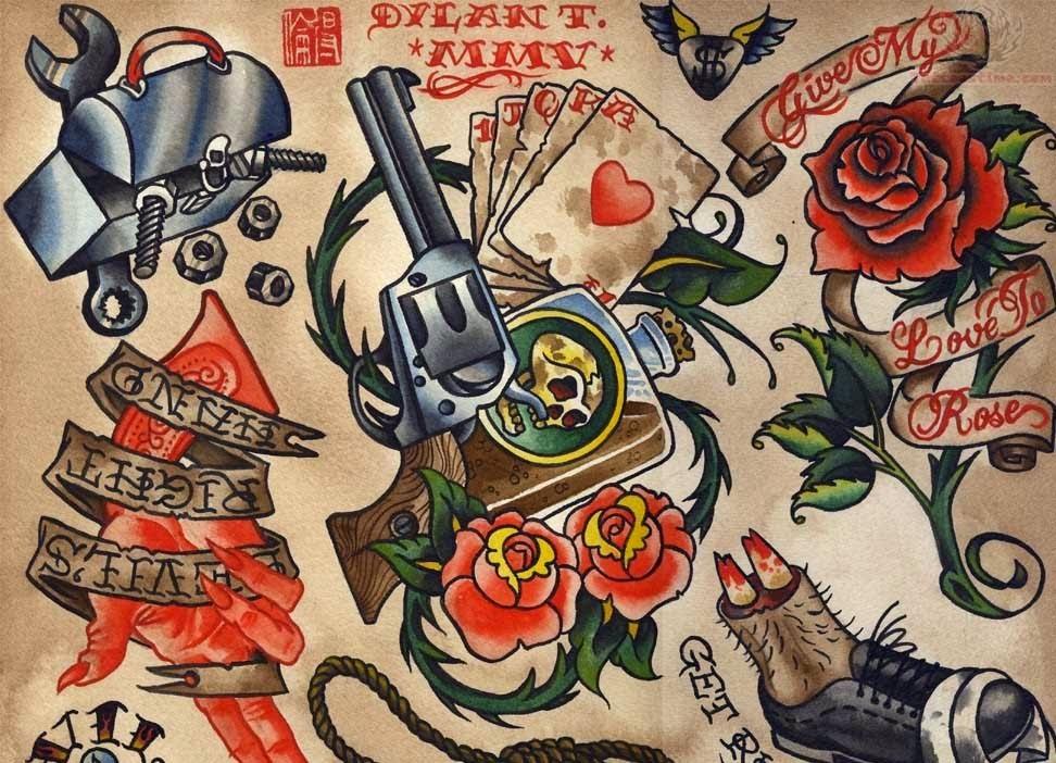 Idéias E Significados Das Tatuagens Significado Das