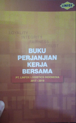 Buku PKB SP-Managemen periode 2017-2019
