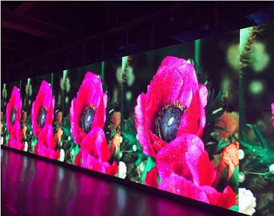Cung cấp màn hình led p4 nhập khẩu giá rẻ tại Vĩnh Phúc