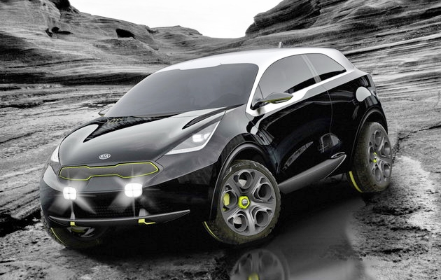 2016 Kia Niro Concept Price Family Car Reviews