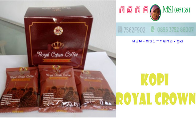 KOPI Royal Crown / MSI Royal Crown Coffee