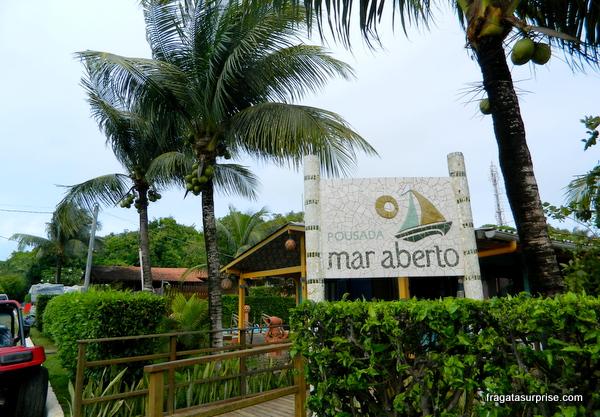 Pousada Mar Aberto, Floresta Nova, Fernando de Noronha