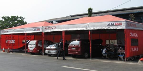 Posko Siaga Mudik 2016 - Auto2000