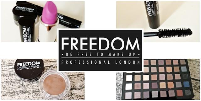freedom makeup kosmetyki do makijażu
