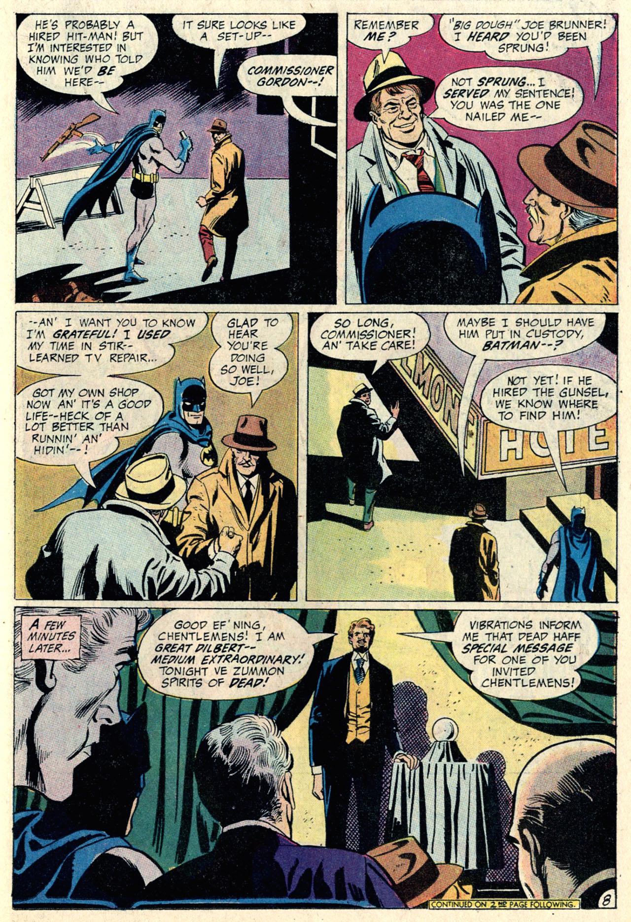 Detective Comics (1937) 399 Page 10